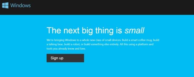 Microsoft Windows on Devices