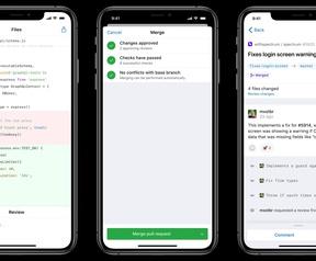 GitHub-app