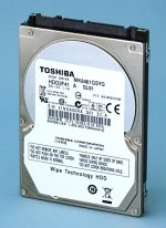Toshiba hdd met Wipe Technology