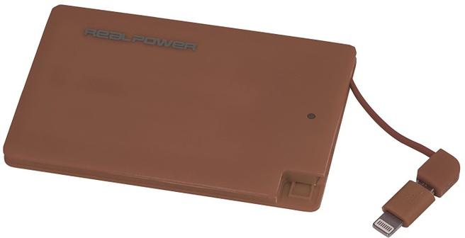 Ultron RealPower PB2500 Slim Bruin