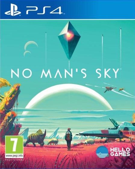 No Man's Sky, PlayStation 4
