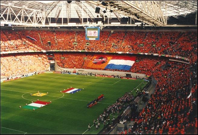Arena bij Euro 2000