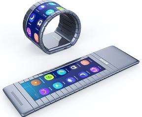 Moxi opvouwbare telefoon
