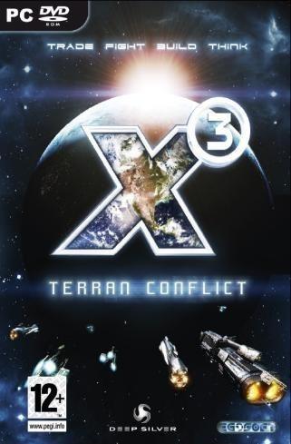 X3 - Terran Conflict, PC