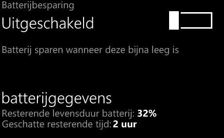 Accubug Windows Phone