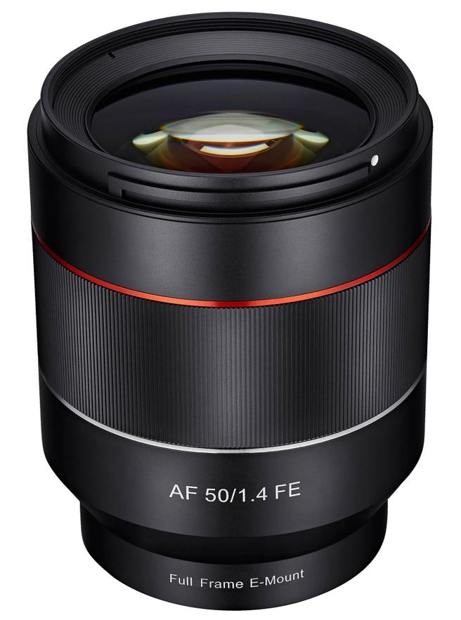 Samyang 50mm f/1.4 voor Sony FE-camera's