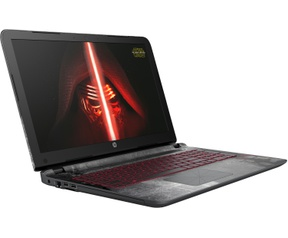 HP Pavilion Star Wars Special Edition Laptop (15-an000nd)