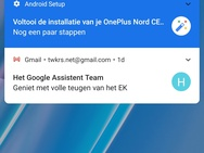 OnePlus Nord CE - OxygenOS