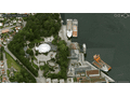 Bing Maps bird's eye in Stavanger, Noorwegen