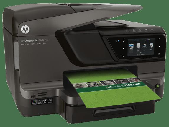 Hp Officejet Pro 8600 Plus E All In One Idaniel