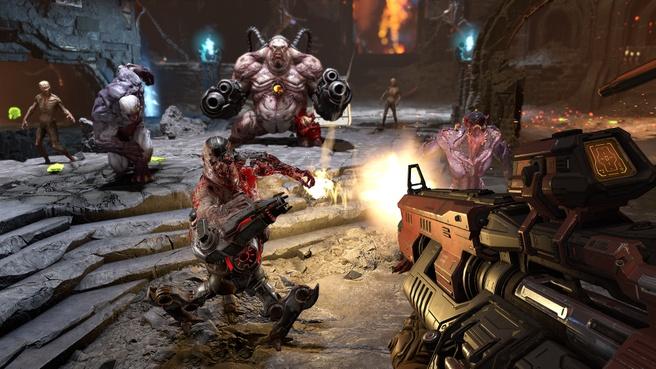 Doom Eternal, Xbox One