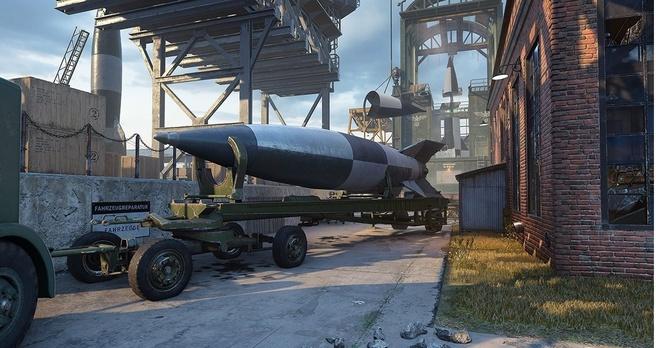 COD WW2 The war machine