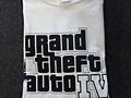 Grand Theft Auto IV wedstrijd - t-shirt