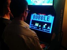 Bubble Bobble spelen