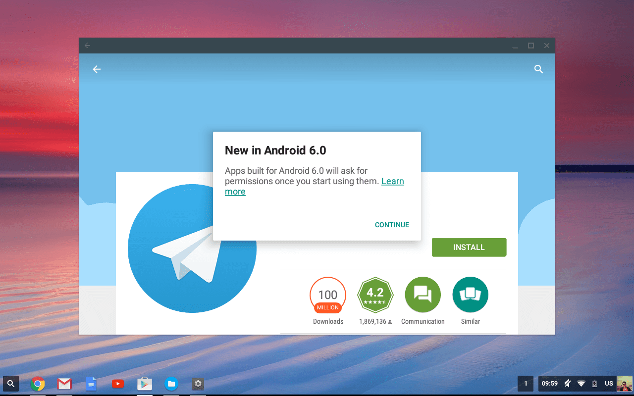 Asus Chromebook Flip met Android Play Store