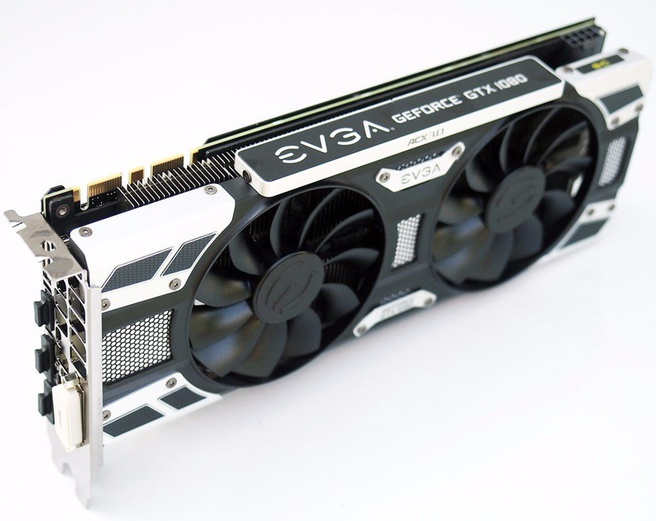 EVGA GeForce GTX 1080 Superclocked ACX 3.0