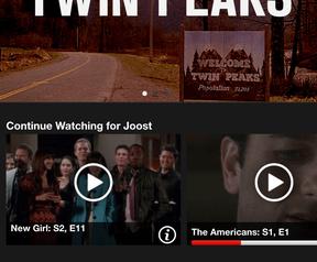 IPhone 6 Plus Netflix