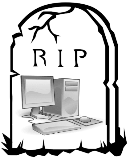 RIP desktop