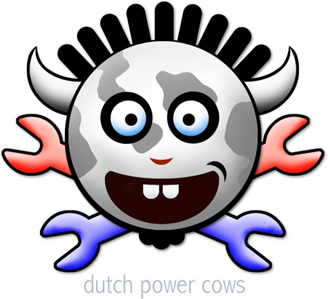 Dutch Power Cows logo (klein)