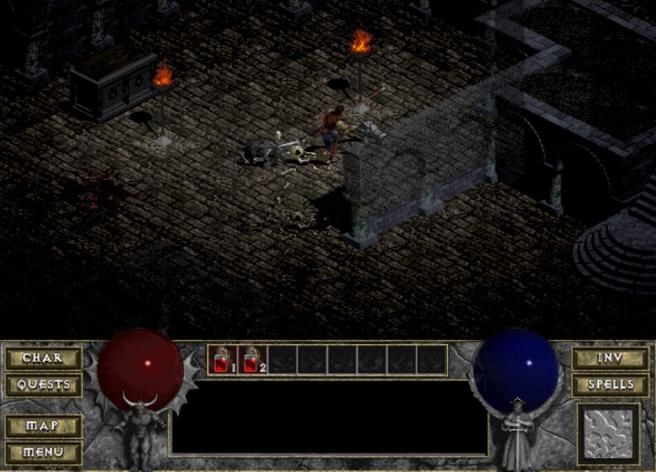 Diablo browser
