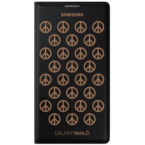 Samsung Flip Wallet Galaxy Note 3 (Moschino B/G) EF-EN900BG