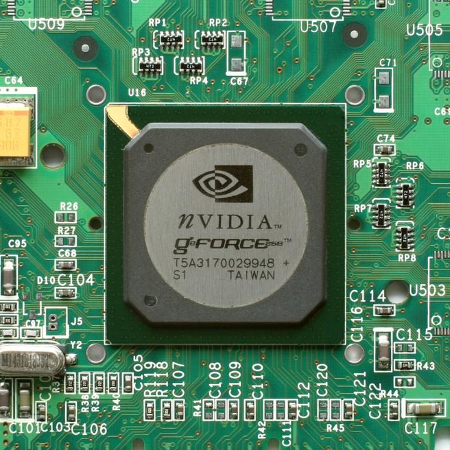 Nvidia NV10-gpu