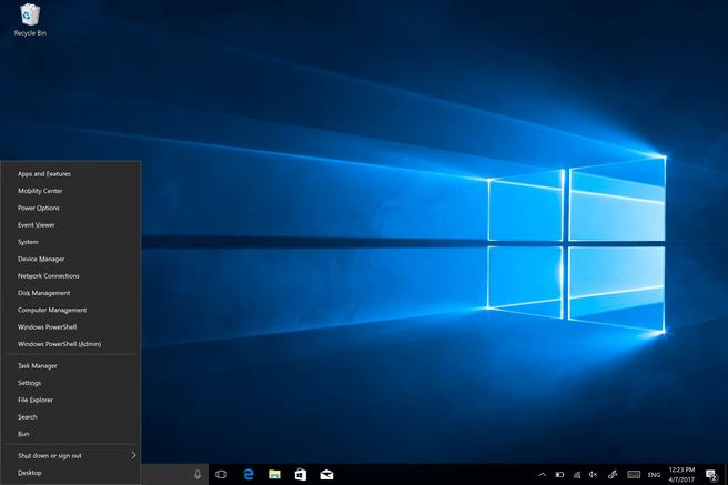 Windows 10 Creators Update PowerShell