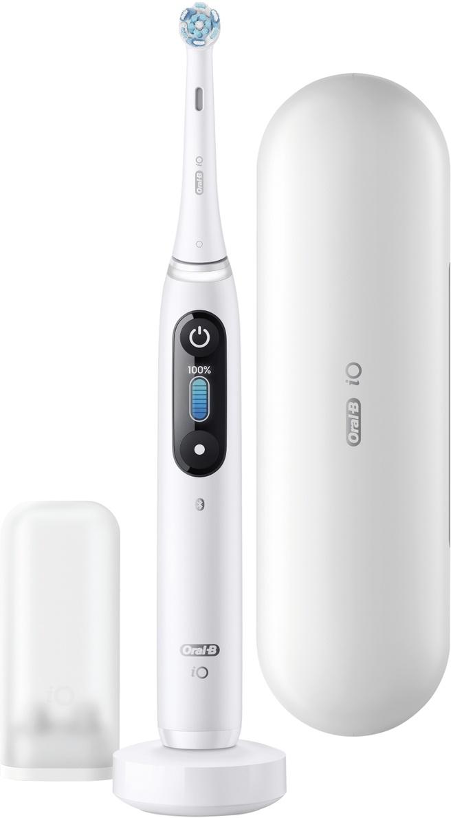 Oral-B iO - 8n - Elektrische Tandenborstel Wit Powered By Braun