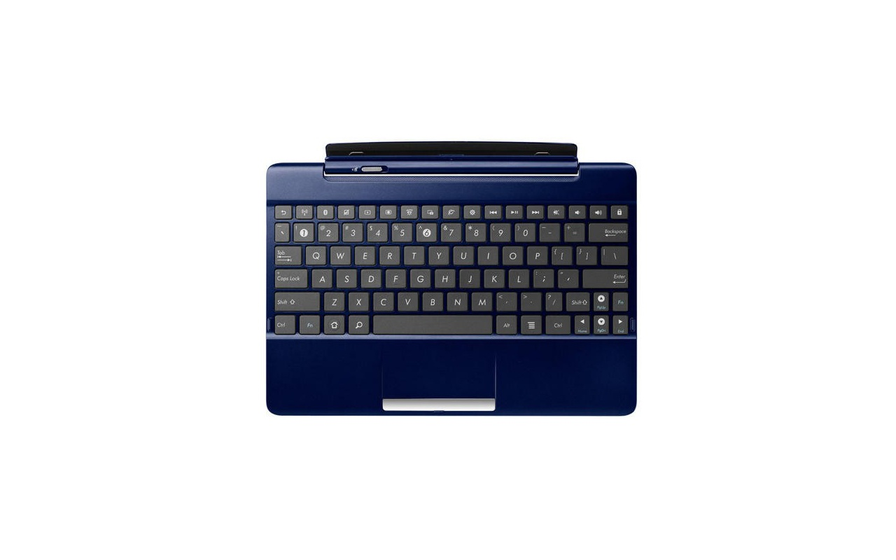 Asus Transformer Pad TF300 Keyboard-Docking Blauw