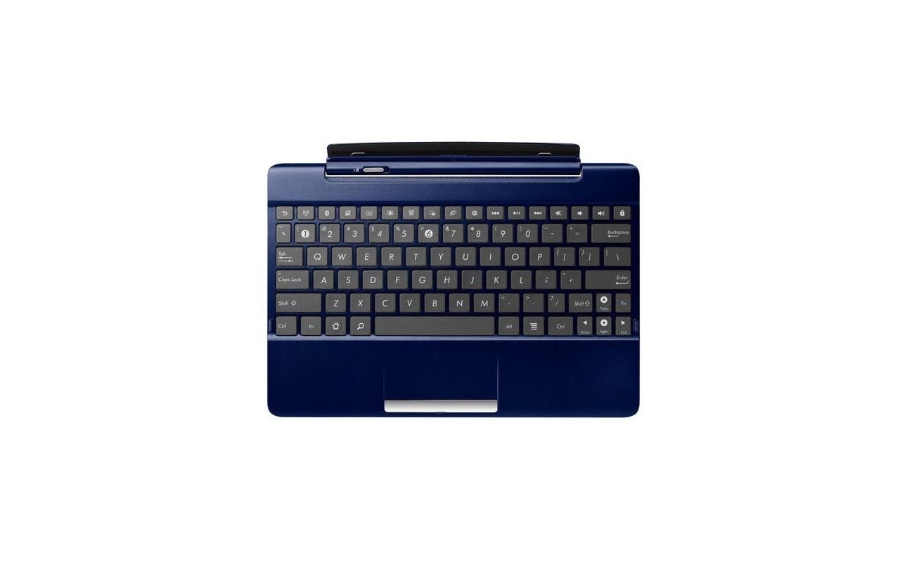 Asus Transformer Pad TF300 Keyboard-Docking Blauw