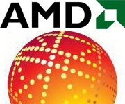 AMD GlobalFoundries logo