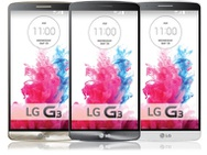 LG G3 32GB Wit