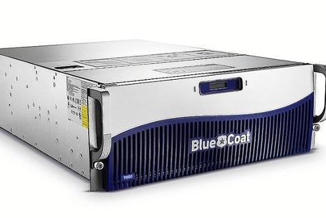 De ProxySH 9000 van Blue Coat