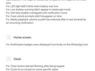 Pocophone F1-update met 4k60fps en Widevine L1