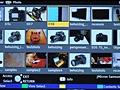 Panasonic G20 media player foto