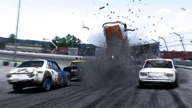 Wreckfest, Xbox One