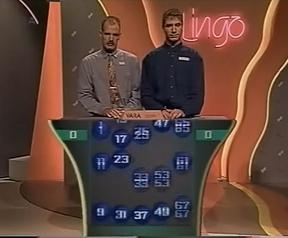 Vallende Lingo-ballen