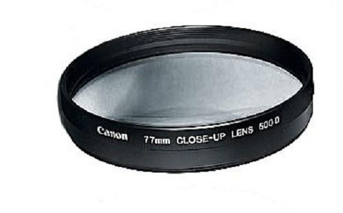 Canon 500D 77mm Close-up Lens