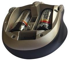 De batterijen