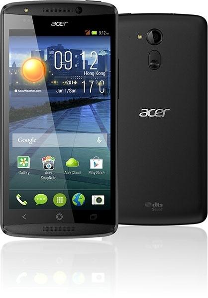 Acer Liquid E700 Zwart