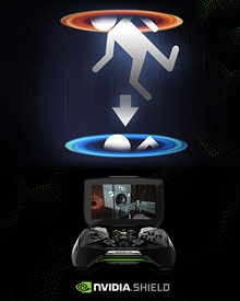Nvidia Shield Portal aankondiging