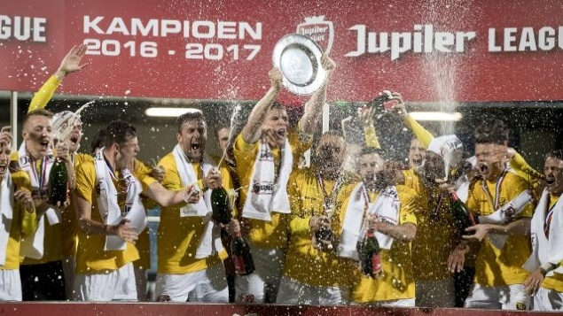 Kampioen Jupiler League