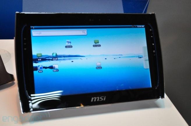 MSI WindPad 110