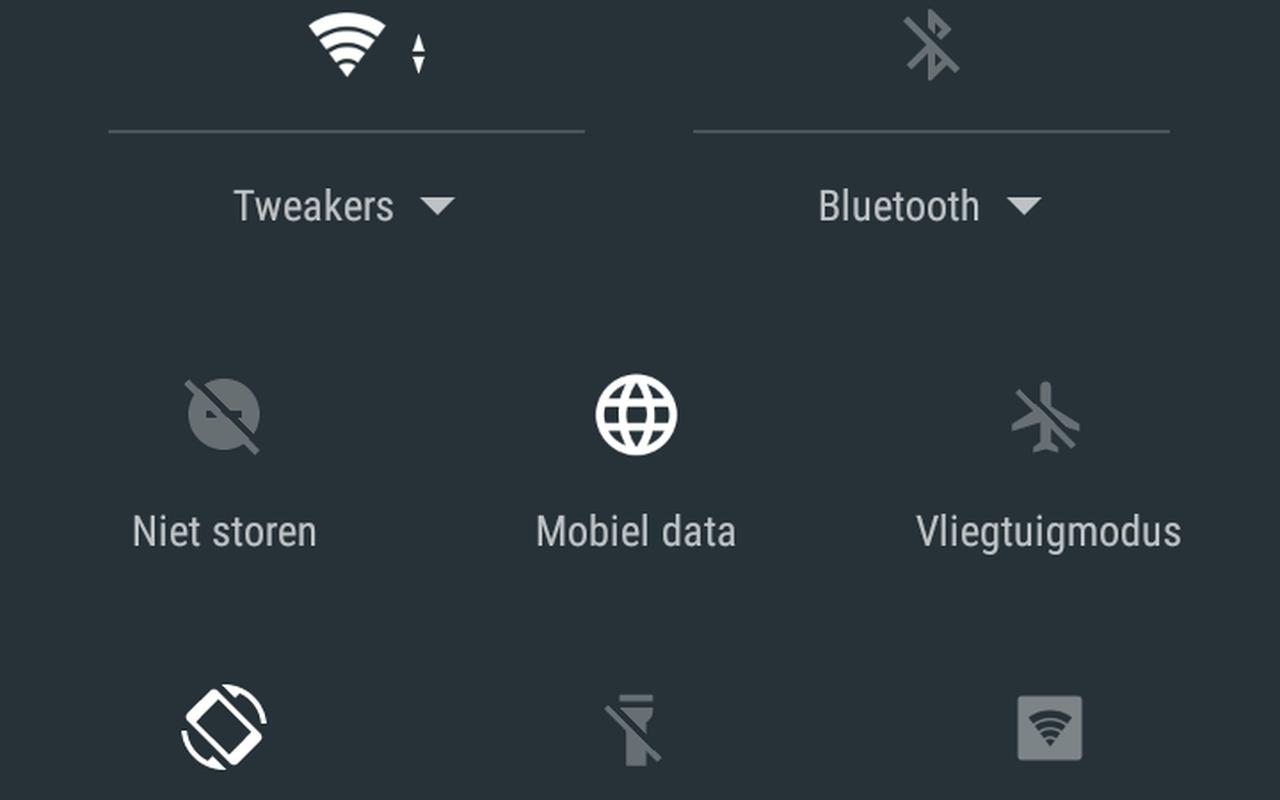 Screenshots software Sony Xperia X Compact