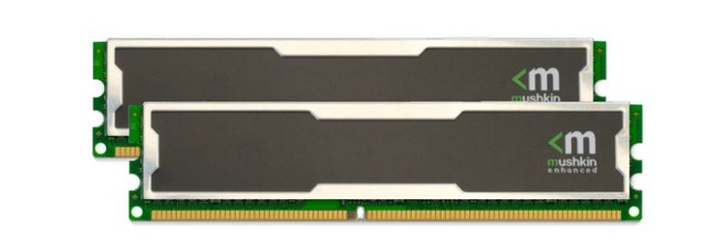 Mushkin DDR2 PC2-6400 5-5-5-18 Silverline