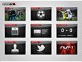 Sport1 iPad-applicatie