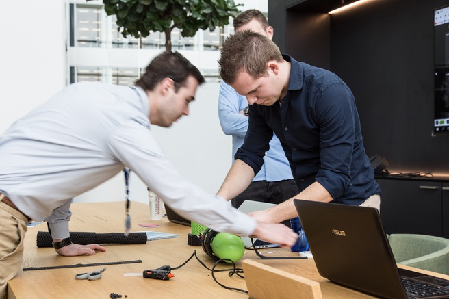 Project AMI bij Deloitte Digital