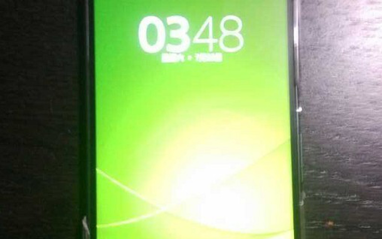 Vermoedelijke Sony Xperia Z3 Compact