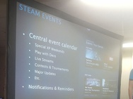 Valve-presentatie over Steam