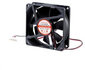Startech.com 80x25mm Ventilator voor Computerbehuizing met Dubbele Kogellagers en LP4 Connector